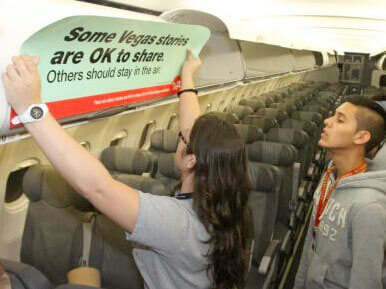 Inflight Overhead Bins
