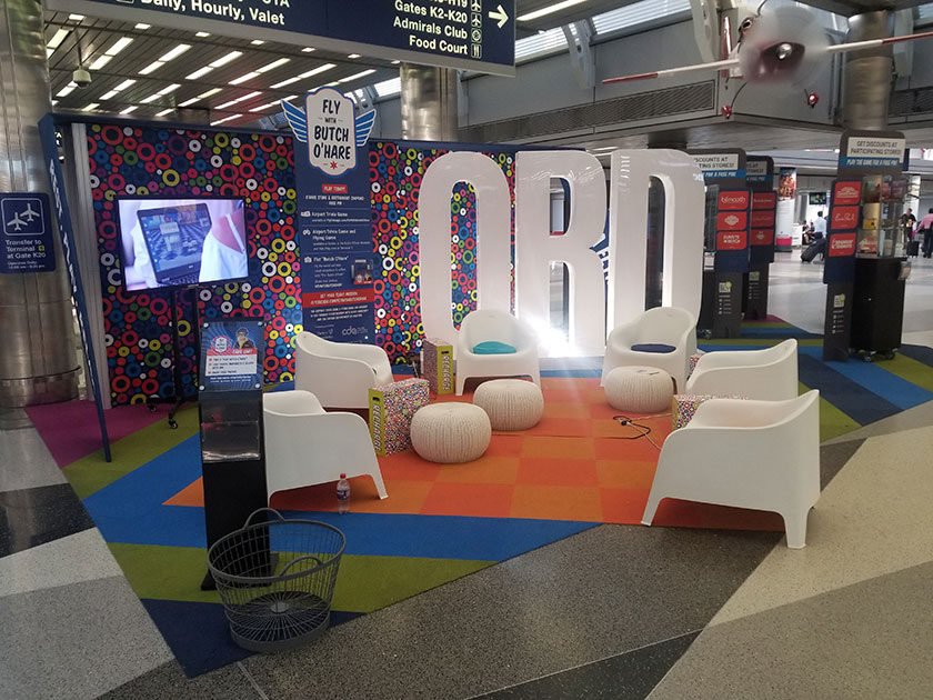 ORD Advertising: Exhibit Space