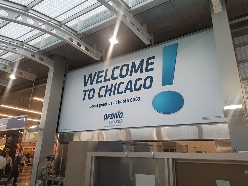 ORD Advertising: Overhead Banner