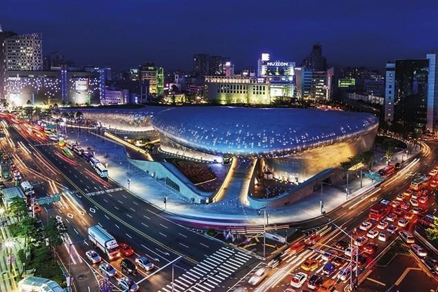 Seoul ICN Airport Advertising